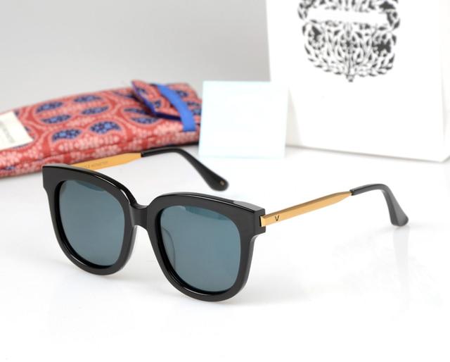 Absente V sunglasses Vintage Men Women Brand Gentle eyeglasses Driving Polarized mirror lenses And Original Box Oculos De Sol