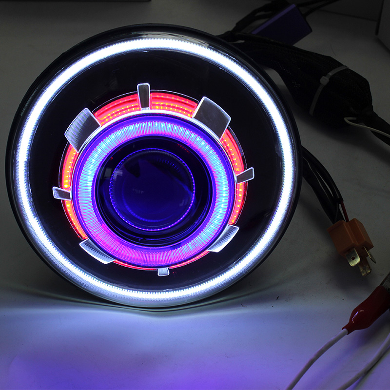 Online Buy Wholesale Demon Eyes Headlights From China