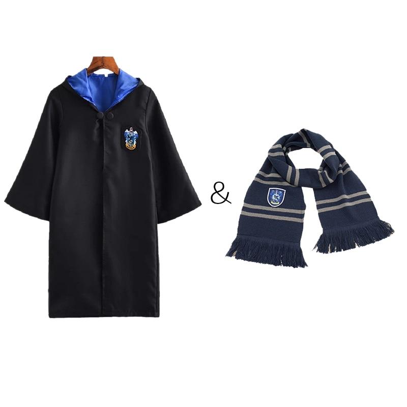 Ravenclaw nd scarf1