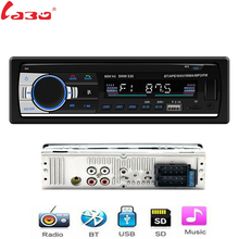LaBo Autoradio SWM-530 12 v Auto Radio Bluetooth 1 din radio Stereo AUX-IN FM/USB/Ricevitore MP3 Multimedia auto lettore Audio