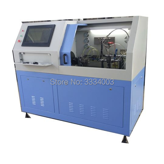 AM-CR816 Multi-function automobile common rail diesel injector pump test bench with heui eui eup cambox