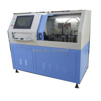 AM CR816 Multi function automobile common rail diesel injector pump test bench with heui eui eup cambox