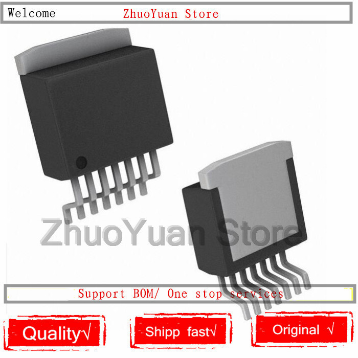 1PCS/lot BTN8962 TO-263-7 BTN8962TA TO263 IC Chip New Original In Stock