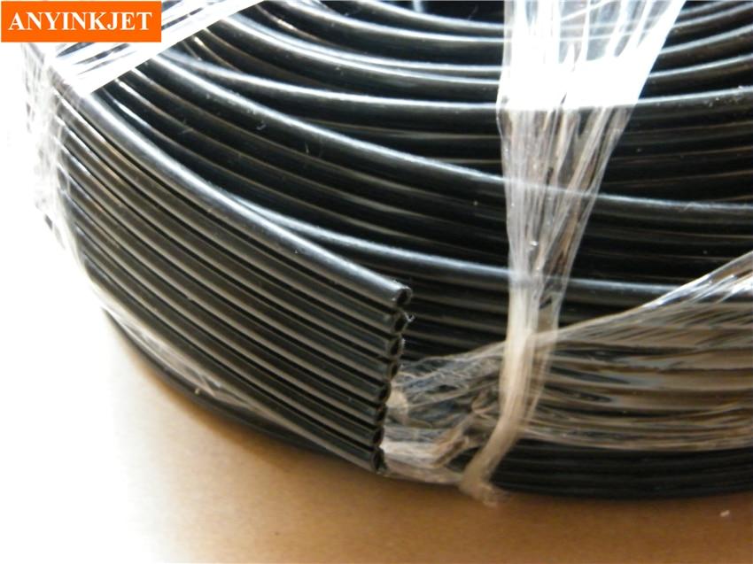 4mm 3mm UV tube 8 line printer UV ink tube UV tube hose for DX4 DX5