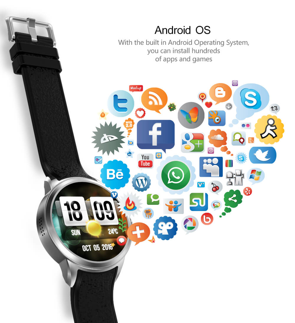 Makibes X200 Smart Watch (13)