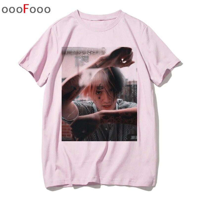 Lil peep t shirt rap raper hip hop Lil Peep. Koszulka dziecięca Cry tshirt koszulka męska funny tshirt męskadamska z nadrukiem