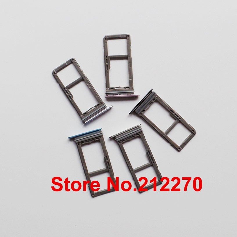 YUYOND Originele Nieuwe Sim kaart Houder Sleuf Voor Samsung Galaxy S8 G950 En S8 Plus G955 (enkele Sim Modellen) groothandel-in Mobiele telefoon Flex Kabels van Mobiele telefoons & telecommunicatie op AliExpress - 11.11_Dubbel 11Vrijgezellendag 1