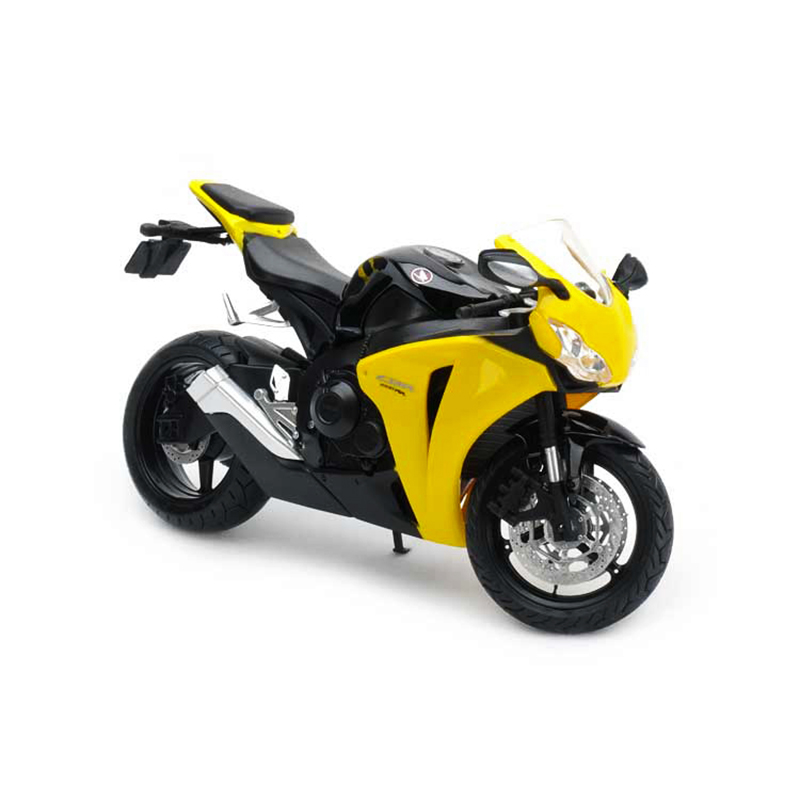 Motorcycle Models CBR1000RR Yellow 1:12 scale Alloy metal diecast models motor bike miniature race Toy For Gift Collection