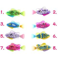 Fishing tank decorating new arrival plastic material funny swim electronic robot fish activated battery powered robo.jpg 250x250