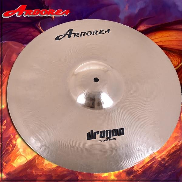 Arborea Dragon series cymbal set. 5