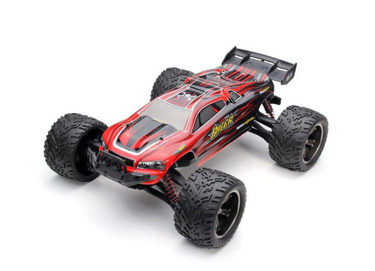 2015 New Arrival JYRC 9116 1/12 big RC Car 2WD Brushed High Speed RC Monster Dirt Bike RTR 2.4GHz image