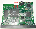 HDD PCB logic board 2060-001215-003 REV A for WD 3.5 SATA hard drive repair data recovery