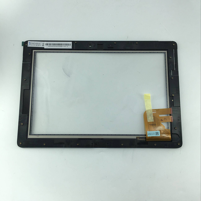 10.1 touch screen panel digitizer with frame For Asus Transformer Pad TF300 TF300T 5158N FPC-1 wifi version tf300 g01 replacement tablet touch screen panel digitizer for asus eeepad transformer tf300 tf300t version g01 69 10i21 g01