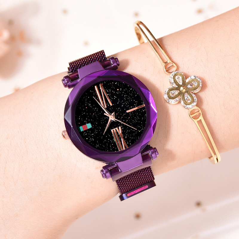luxury-watches-for-women-starry-sky-clock-with-magnetic-strap-women's-wristwatch-female-watch-in-rose-gold