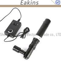 HD 1000X стерео микроскоп Камера коаксиальный свет Монокуляр C Mount зум объектив 40 мм кольцо Зун C крепление объектива Стекло объектива