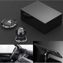 Russian US shipment fochutech Luphie Rotating 360degree Magnetic Car Dashboard Mount Handsfree Mobile Phone Holder