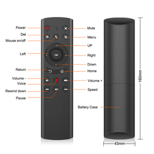 Image 2 - G20 Voice Control 2.4G Wireless G20S Air Mouse Keyboard Motion Sensing Mini Remote Control For Android Smart TV Box PC PK G10 S