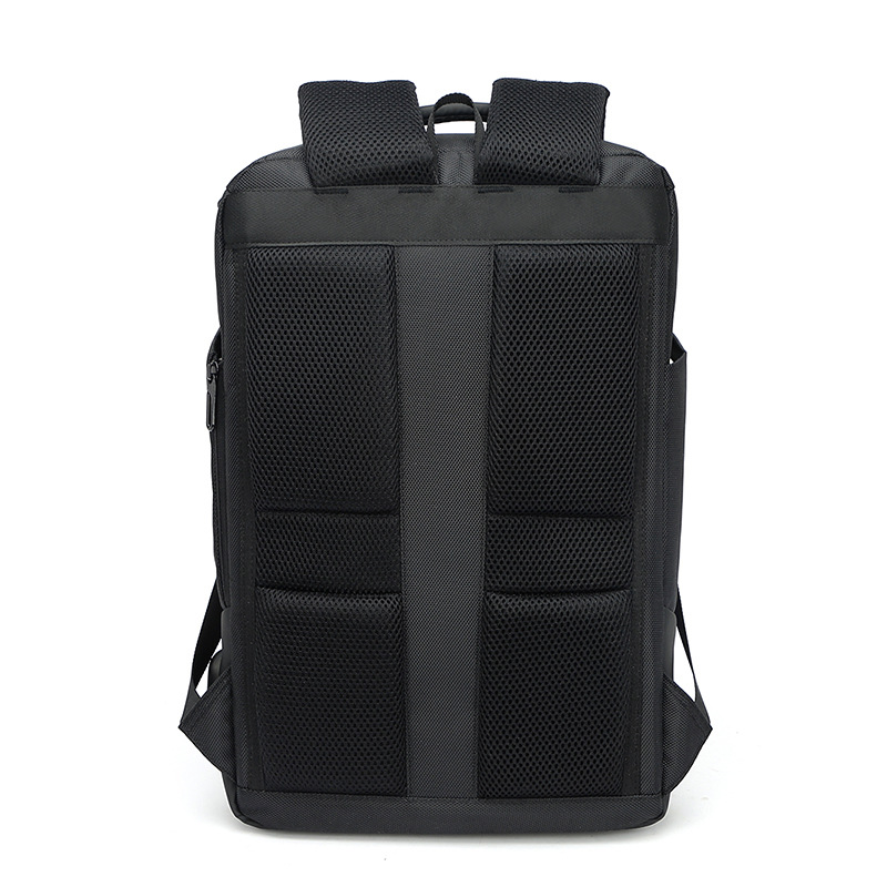 Casual Multifunction Waterproof Men Laptop Anti Theft Password lock Backpack USB Charge Business Backpacks College Bags for Male - 4