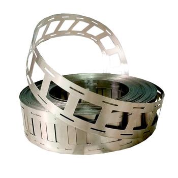 15M Pure Nickel Strip 2P 0.15*7*27mm 99.96% High Purity Lithium Battery Nickel Belt For 18650 Spot Welder Machine Welding Strips