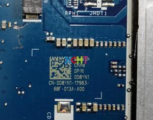 Image 5 - Pour Dell 15 5565 D8YN1 0D8YN1 CN 0D8YN1 BAL23 LA D804P E2 9000 216 0890010 Carte Mère pour ordinateur portable Testé