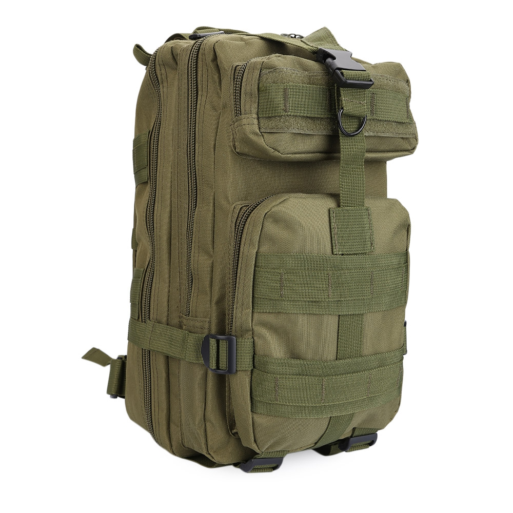 Casual Outdoor Mountaineering Military Equipment Camping Sports Backpack for Men Travel Hiking Bag Cycling Bike Bags