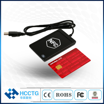 Pocket Mate II Mobile Window or Android  Smart Contactless  Card Reader And Writer With SAM Slot ACR1251U