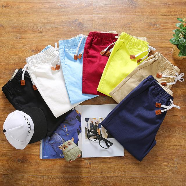 Multi-Colored Shorts