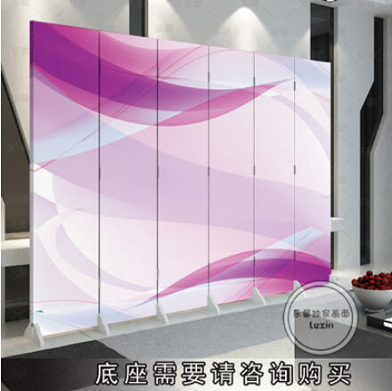 Fashion wood paravent Screen artition bedroom wall post entry living ...