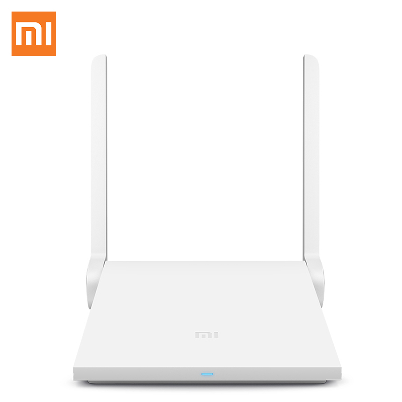 Portable Original XiaoMi Router Nano Youth Version WiFi Wireless Smart Support Through Wall Repeater Open WRT PW <font><b>27</b></font> APP Control