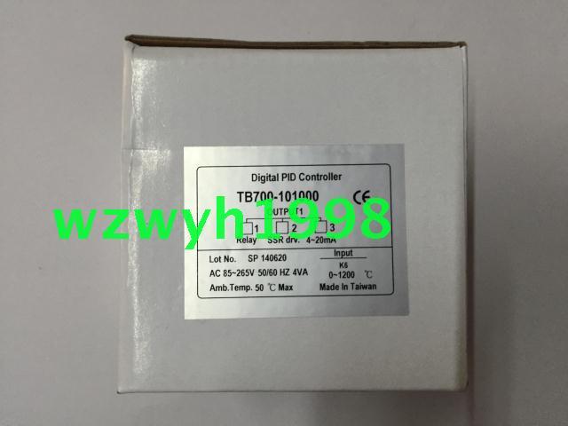 new original Taiwan TBC thermostat TB700-101000 temperature controllernew original Taiwan TBC thermostat TB700-101000 temperature controller