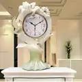 Reloj de pared moderno minimalista creativo de personalidad en relieve europeo para el hogar reloj de sala de estar reloj de decoración de dormitorio
