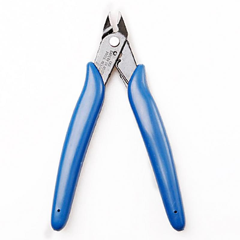 Durable Mini Electrical Wire Cable Cutter Cutting Diagonal Pliers for Electrician Side Snips Flush Pliers Chisel Hand Tools free shipping pro skit electrician cable cutter pliers diagonal wire nipper multifunction hand toolkit for electronics repair