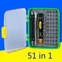 51 In One Mobile Phone Disassemble Screwdriver Set Iphone Manual Screwdriver Set Disassemble Tools