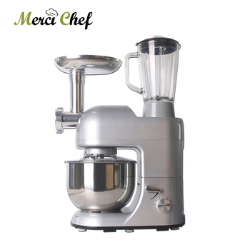 ITOP 12 Functions Food Processor Mixer Blender Sausage Stuffer Fruit Juicer Meat Dough Egg Mixers Meat Grinder Chef Machine 1
