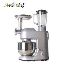 ITOP 12 Funzioni Robot da Cucina Mixer Blender Salsiccia Stuffer di Frutta A Base di Carne Spremiagrumi Pasta Uovo Mixer a base di Carne Grinder Chef Macchina