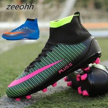 71f9e42e Product Offer. Zeeohh новые взрослые мужские уличные футбольные бутсы ...