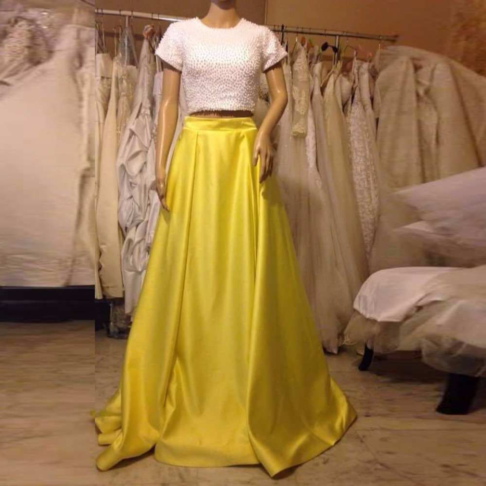Popular Long Yellow Skirt-Buy Cheap Long Yellow Skirt lots from ...