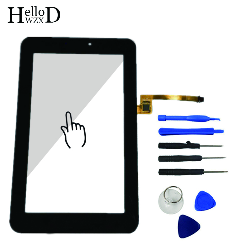 Neue Touch-Panel Für <font><b>Huawei</b></font> <font><b>Mediapad</b></font> <font><b>7</b></font> Youth2 Jugend 2 S7-721U S7-721 Touch Screen Glas Digitizer Panel Touchscreen Sensor image