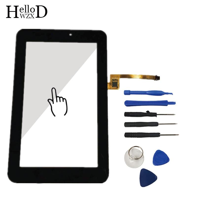 huawei s7 721u - New Touch Panel For Huawei Mediapad 7 Youth2 Youth 2 S7-721U S7-721 Touch Screen Glass Digitizer Panel Touchscreen Sensor