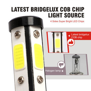 Image 5 - CarTnT Car Headlight Bulbs H7 LED H9 H4 HB3 5202 9005 HB4 9006 H13 H11 H8 9004 9007 LED Bulb Canbus 100W 16000LM 6000K 12V 24v