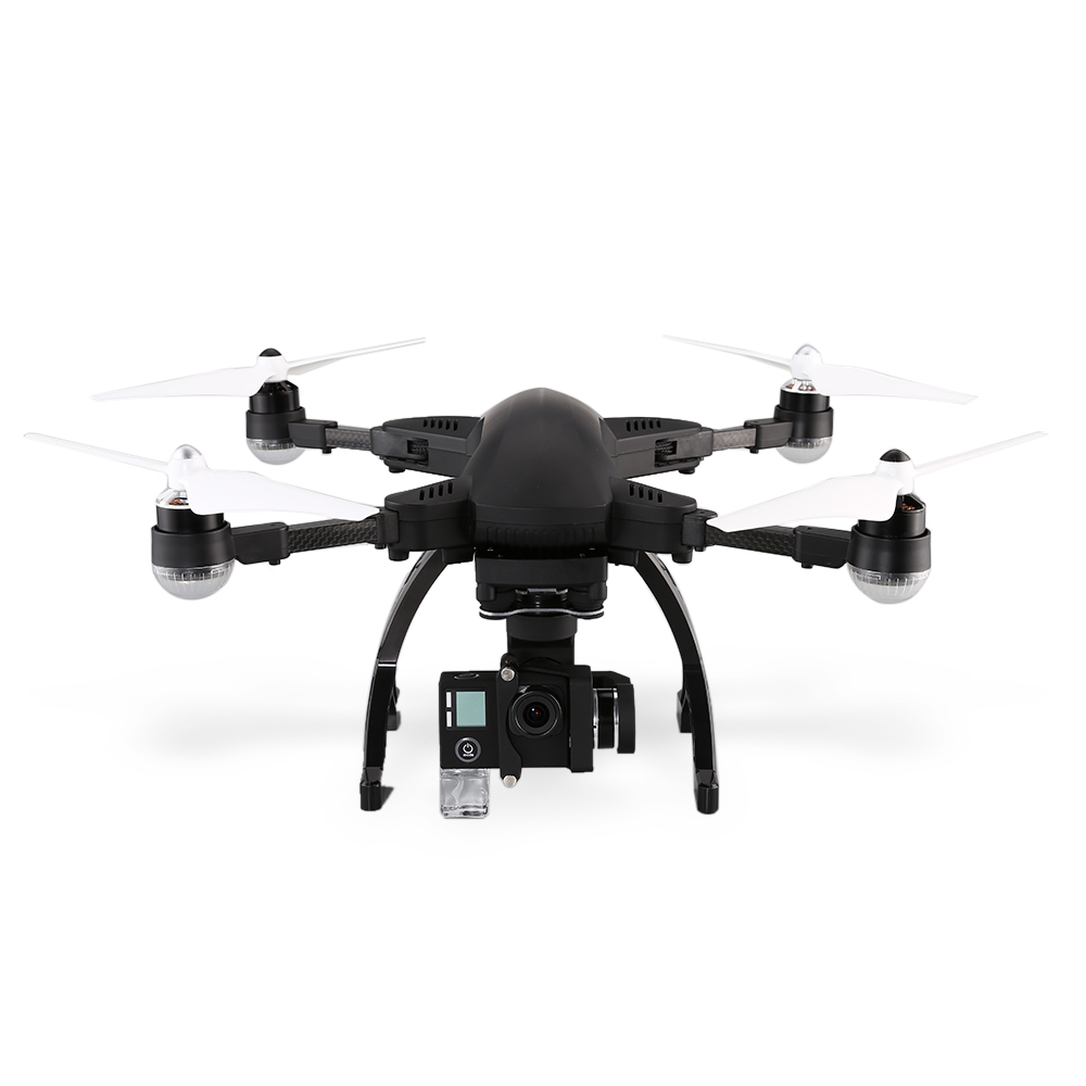 SIMTOO Dragonfly Drone Pro RTF WiFi FPV 16MP Camera 1000 Range 4K / 2.4GHz 8CH / Voice Control / GPS GLONASS