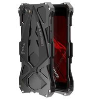 LUPHIE Sports Car Metal Aluminum Shockproof Cover Case For Iphone 7 4 7 Outdoor Armor Anti