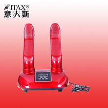 Discount! ITAS1102 popular bake shoes dryer Deodorant UV sterilization Telescopic Section Drying Heater drying machine timing drier shoes