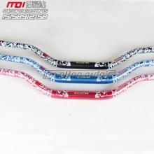 3 Colors Metal Mulisha ROCKSTAR Pack Fat Bar 1 1 8 Dirt Pit Bike Motocross Motorcycle