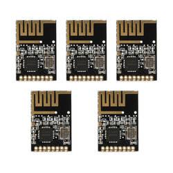 5 шт. NRF24L01 + 2,4 ГГц Беспроводной Модуль Mini Мощность улучшилось доска SMD версия