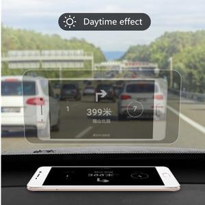 Car HUD Reflective Film Head U