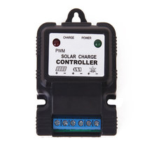 Solar Charger controller 1 s 2 s 3 s 3.7 v 3.2 v 10A 3A Li-Ion Lithium 18650 LiFePO4 Batterij charger Regulators PV Straat licht(China)