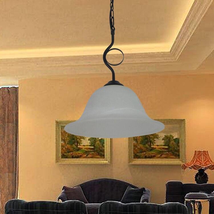 Buy Price Pendant Light European Style Living Room Lamp Bedroom Restaurant Pastoral Simple Art Lighting Compound Floor ZX4