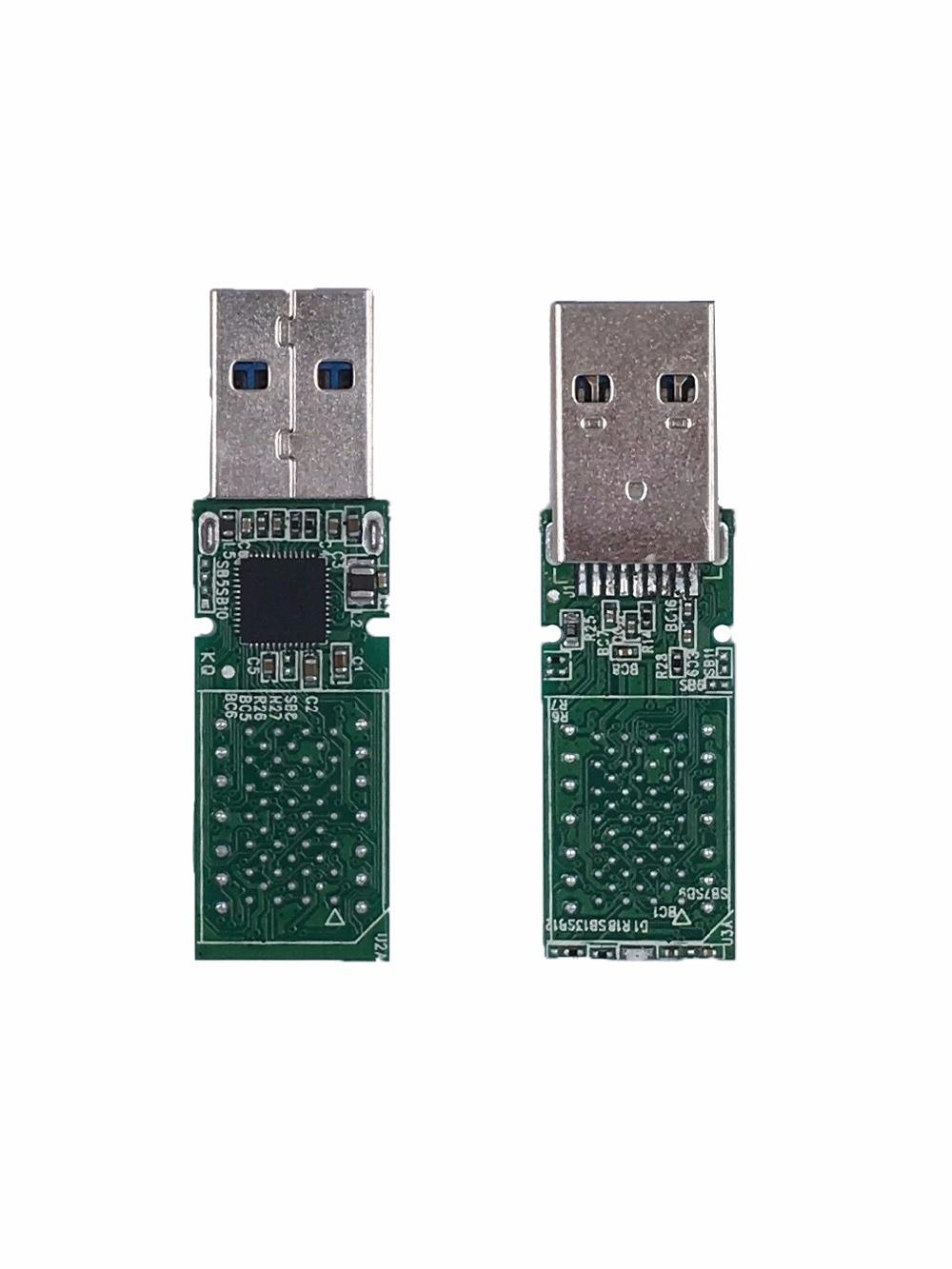 Apple LGA60 SM3267L usb 3.0 USB FLASH DRIVE disk board free crystal with LGA double-pad E2NAND Hynix E NAND FLASH DIY UFD KITS цены онлайн