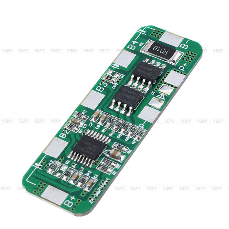 10pcs/4A-5A PCB BMS Protection Board For 3 Packs 18650 Li-ion lithium Battery module Cell 3S new arrival 50x21x1mm 10a bms charger protection board for pack of 3 18650 li ion lithium battery cell wholesale price board